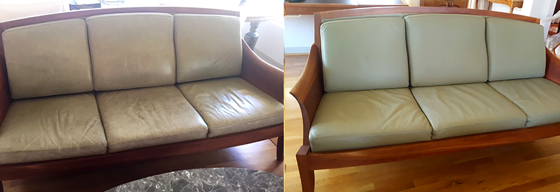 San Diego Furniture Leather Repair Leather Restoration