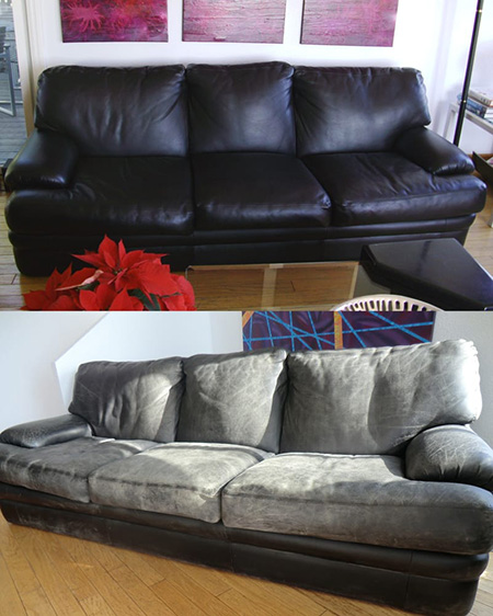 San Diego Furniture Leather Repair | Leather Restoration